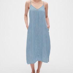 Gap - Tencel Midi Dress